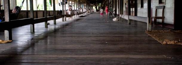 Vägen till Borneos hjärta – del 1